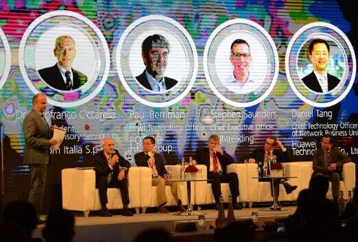 华为推动超宽带革命:固定网络是500亿连接的基石