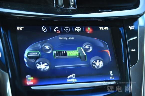 容量十倍于传统锂电池的新型电池研究取得进展