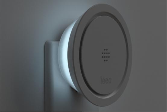 99美元的智能报警夜灯:可监测一氧化碳含量