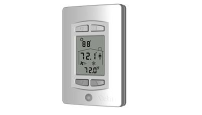 """智能建筑:Delta BACnet""""四合一""""网络房间温控器"""