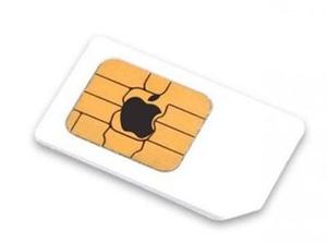 Apple SIM卡:一卡多号