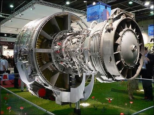 3d打印技术生产的飞机发动机即将升空