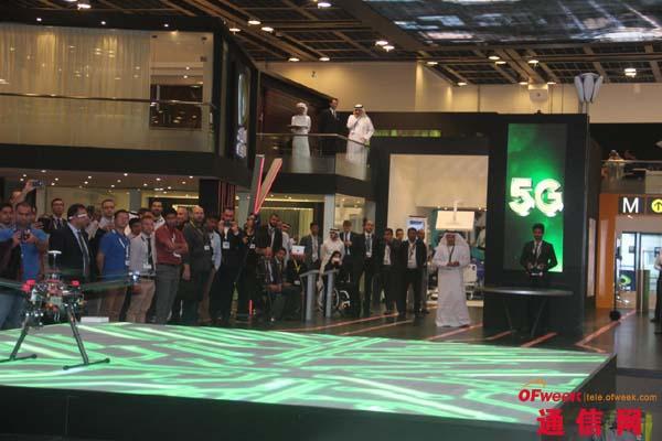 阿联酋电信携手华为,联合开启5G创新之旅