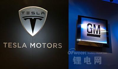 特斯拉与通用的豪赌:电动汽车电池技术决定成败