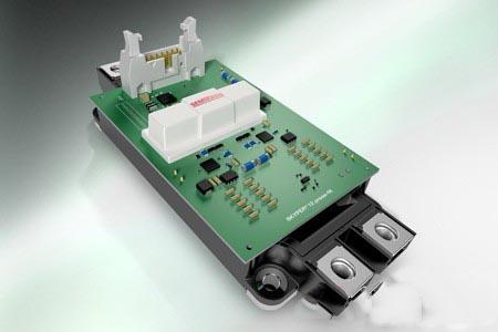 得益于足够大的缓冲电容器,该驱动器在各种故障下都能够安全关断igbt.
