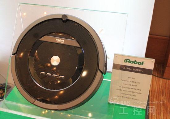 Roomba 880吸尘机器人近照