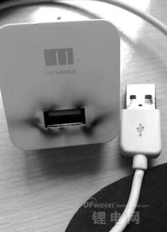 """魅族mx3配件陷""""质量门"""":充电器变手雷?"""