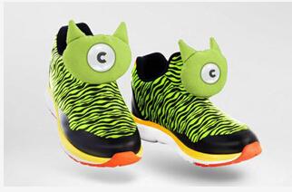 儿童智能防丢鞋 看起来竟有这么美?