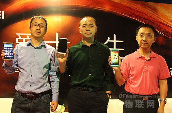 专访华为朱平:未来非常看好指纹识别