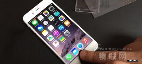 iPhone 6:指纹膜也可解锁手机?