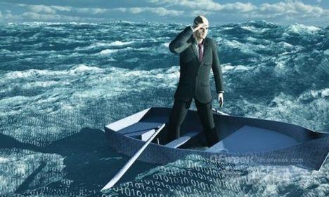 大数据会抢了咨询公司饭碗吗?