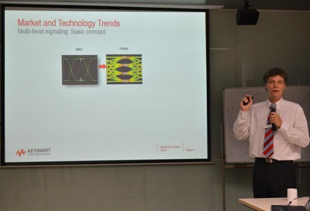 是德科技发布400G、4G等高速通信测试用任意波形发生器