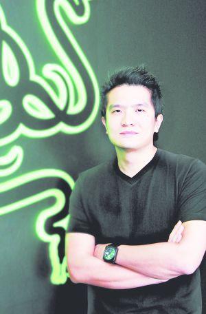 雷蛇陈民亮:可穿戴设备企业契机在游戏行业