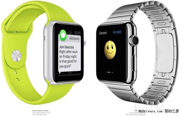 "Apple Watch电池没救了:""吃饱""只能用一天!"